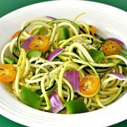 Chilled Vegetable Salad recipe