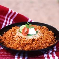 Mexican Rice II recipe