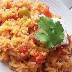 Spanish Rice II recipe