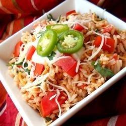 Mexican Rice III recipe