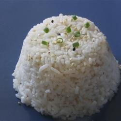 Asian Coconut Rice recipe
