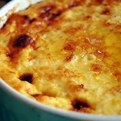 Grandma's Corn Pudding recipe