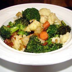 Baked Vegetables I recipe
