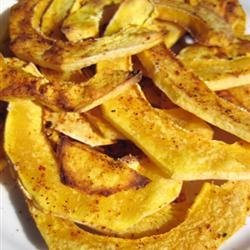 Butternut Squash Fries recipe