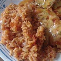 Spanish Rice Original recipe