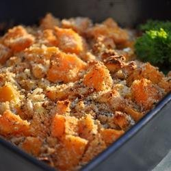 Butternut Squash Bake recipe