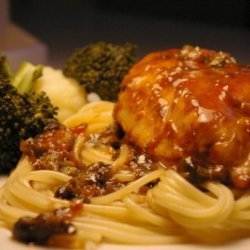 Diet Chicken Piccata recipe