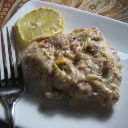 Lemon Dill Chicken recipe