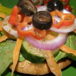 Veggie Pita Sandwich recipe