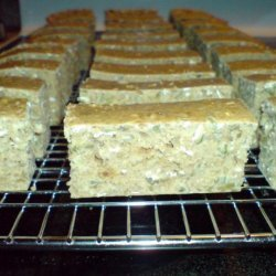 Paul's Homemade Almond Banana Protein Bars recipe
