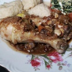 Italian Sweet and Sour Chicken recipe
