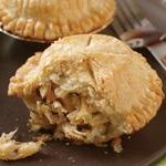 Turkey, Apple and Cheddar Hand Pies recipe