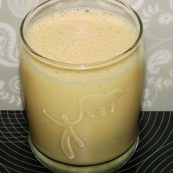 Banana Soy Smoothie recipe