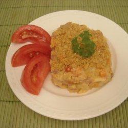 Mother's Ham Casserole recipe