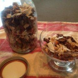 Flax Granola recipe