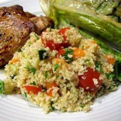 Bulgur Tabbouleh Salad recipe