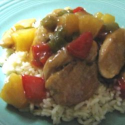 Sweet and Sour Chicken Recipe recipe