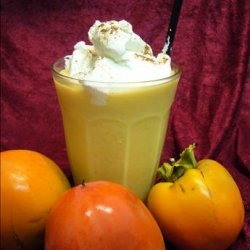 Judy Reynold's Persimmon Smoothie recipe