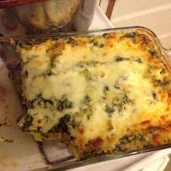 Chicken Florentine Lasagna recipe