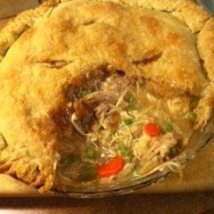 Maine Chicken Pie recipe