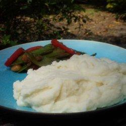 Ww Mashed Potatoes With Cauliflower recipe