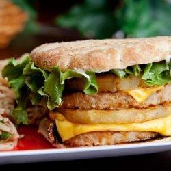 Hg's Island Insanity Burger - Ww Points = 5 recipe