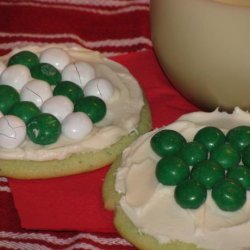 Peppermint Candy Cookies recipe