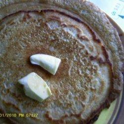 Grandma  Anne's Sourdough Starter for Pancakes recipe
