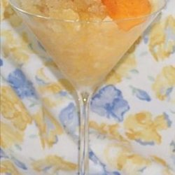 Apricot Brandy Slush recipe