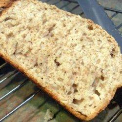 Garlic, Herb & Mustard Soda Bread recipe