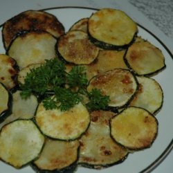 Michael's Fried Zucchini recipe
