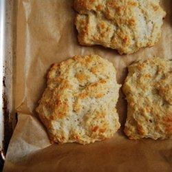 Cheddar and Fresh Black Pepper Scones recipe
