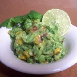 John Sally's Guacamole recipe