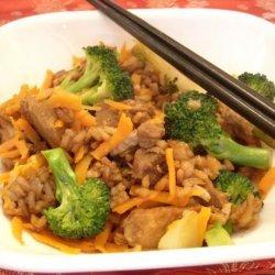 Chinese New Year Rice recipe