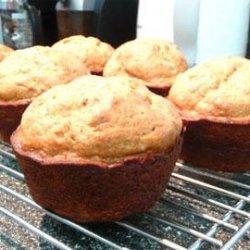 Breakfast Muffins Ala Elvis recipe