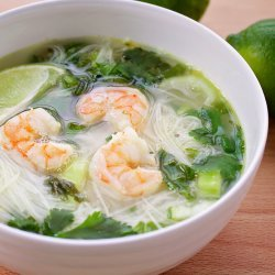 Thai Noodle Soup recipe