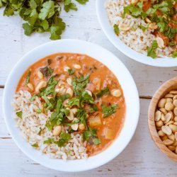 African Peanut Soup recipe