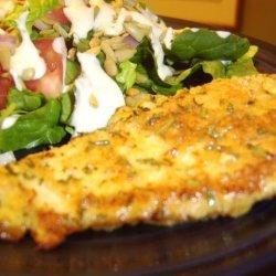Healthy Chicken Francaise recipe