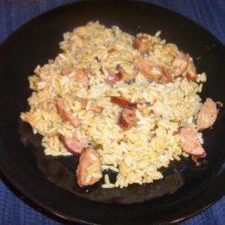 Jambalaya With Polish Sausage recipe