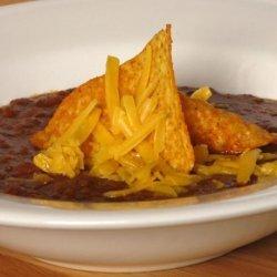 Nacho Cheesy Chili recipe