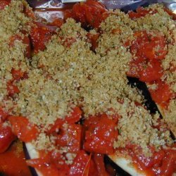 Roasted Eggplants and Tomatoes recipe