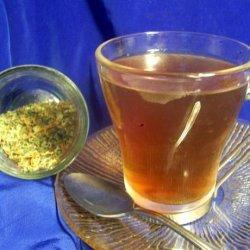 Wild Mint Tea Mix recipe
