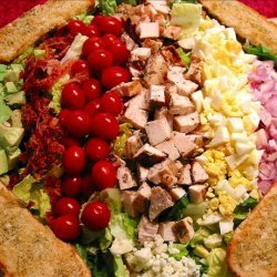 Copycat Bob Evan's Cobb Salad recipe