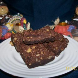 Double Chocolate Fantasy Bars recipe