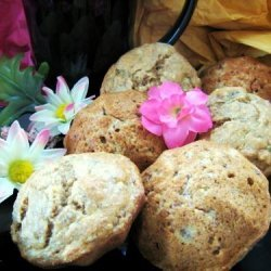 Banana, Orange & Pecan Muffins recipe