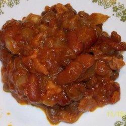 Grandma's Beans recipe