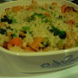 Chicken Broccoli Pizza (Low Carb) recipe