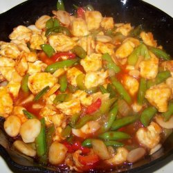 Sweet and Sour Stir-Fry Chicken recipe