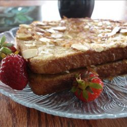 Coconut Almond French Toast recipe