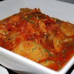 Salt Cod (Bacalhau, Bacalao, Morue, Baccalà) Stew recipe